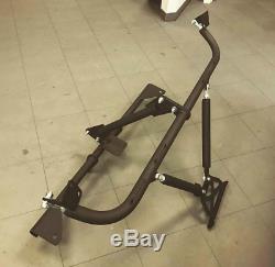08-19 Dodge Challenger High Performance Racing Seat Belt Harness Bar AAD Perf
