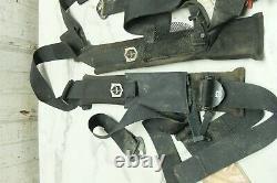 13 Polaris RZR 900 RZR900 XP Razor pro-armor seat belt harness harnesses