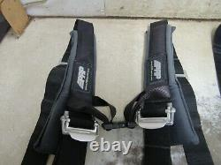 14 Arctic Cat Wildcat X 1000 4 Point Harness Safety Seat Belt Prp Padded 3937