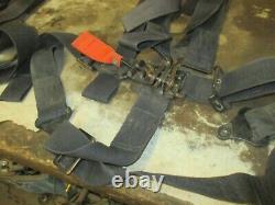 16 Polaris Rzr Xp Turbo 1000 Seat Belts 5 Point Harness Prp Pair Safety #0611