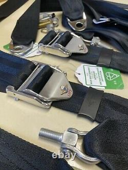 1960's Vintage Ferrari Safety Seat Belts Harness 275 330 250 500
