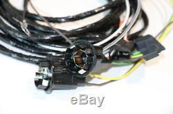 1970-1972 Nova Rear Body Light Wiring Harness witho seat belt warning LH Side ONLY