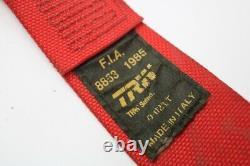 1987-92 Ferrari F40 TRW Sabelt 6 Point Harness Seat Belt Set Pair Subaru Porsche