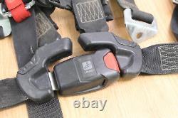2019 POLARIS RZR S 1000 TURBO EPS Seat Belt / Harness 4 Point Sub Zero