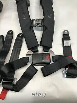 2-Can Am Maverick X3 Retractable 4 Point Harness Seatbelt SEAT BELT 2020 GREAT