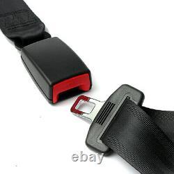 3 Point Adjustable Auto Accessories Seat Safety Belt Harness Car Truck Lap Belt