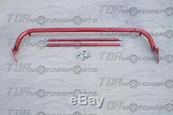47-52.5 Universal Seatbelt/Seat Belt Harness Bar RED
