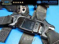 4 Point Sub Zero Safety Harness Seat Belt Pair Set Maverick Rzr Talon Yxz1000