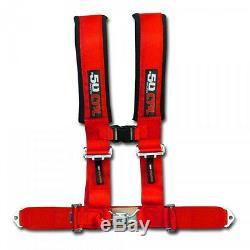 50 Caliber 3 Inch, 4 Point Seat Belt / Race Harness CFMoto UForce / ZForce 800