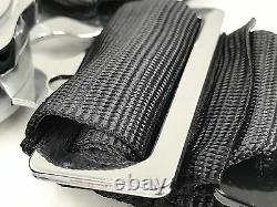 5 4 Point Seat Belt Racing Harness Quick Release Black Track / Race / Drift Car