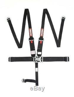 5 Point Racing Harness for HANS Racequip Seat Belt Racing belts IMCA USMTS