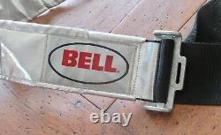 BELL RACESTAR 5 Pt Point Harness Racing Seat Belt Quick Lock Snap Latch Camlock