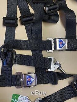 Britax BMC Seat Belt Harness x 2 Mini Austin Morris Cooper S Downton Broadspeed