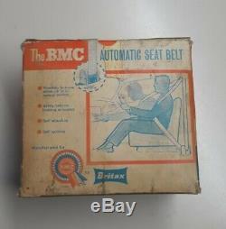 Britax BMC Seat Belt Mini Austin Morris Cooper S Downton Broadspeed Harness