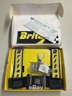Britax Seat Belt Harness Mini Cooper S Porsche Sunbeam Ford Lotus Cortina BMC