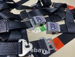 Britax Seat Belt Harness X 2 BMC Austin Morris Mini Cooper S Healey MG GT 1275