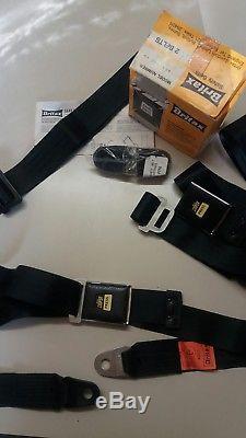 Britax Seat Belts Mini Cooper S BMC Austin Morris Downton Broadspeed Harness