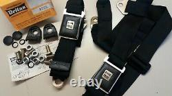 Britax Seat Belts NOS BMC Austin Morris Mini Triumph Healey Downton Harness