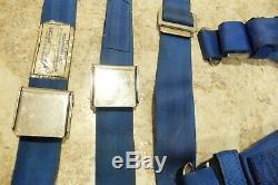 Cessna 150 152 Aero Fabricators seatbelt seat belt and shoulder harness kit set