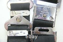 Cessna 177 Cardinal Front & Rear Complete Seat Belt Harness Set, 502978-401-2251