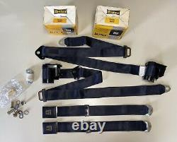 Classic Ferrari Seat Belts 3 point Lap & Diagonal Safety Harness