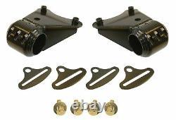 Dragonfire Seat Belt Harness Anchors For Yamaha YXZ 1000 R (Pair) 14-5101