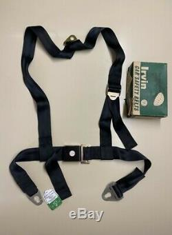 Ford GT40 Seat Belt Harness Ford Advanced Vehicles FAV FOMOCO