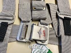 GQ Irvin seat belt harness BMC Works Mini Cooper S Austin Morris Ferrari Porsche