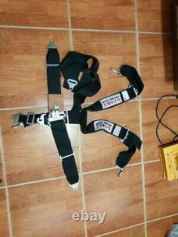 G-Force Racing Gear 5 Point Racing Harness Seat Belt SFI 16.1