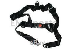 Go Kart Buggie UTV Seat Saftey Belt Harness TAOTAO ROKETA BMS 110cc 125cc Parts