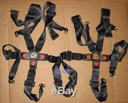Go Kart Seat Safety Belt Harness Assembly For TRAIL MASTER 150 XRX XRS