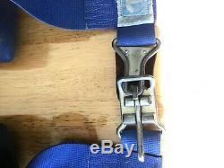 HONDA PILOT FL400r FL400 used OEM SEAT BELT with HEAVY DUTY HARNESS