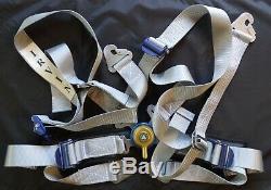 Irvin Full Harness Seat Belt. Mini Works. Classic Mini