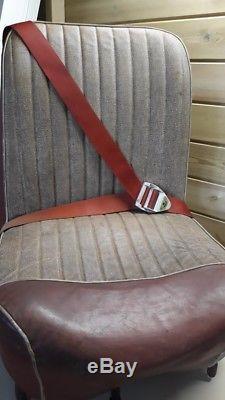 Irvin seat belt harness Hillman Imp Mini Cooper S Austin Morris Britax