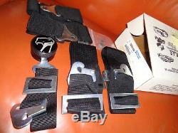 Mopar 05029216aa 1999 2000 2001 2002 Dodge Viper Seat Belt Seat Harness Lh Nos