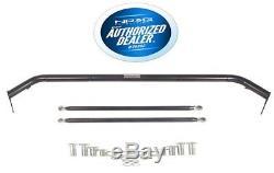 NRG Universal Seat Belt Harness Bar 47 Long Titanium Polish Finish HBR-001TI