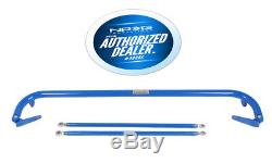 NRG Universal Seat Belt Harness Bar 49 Long Blue HBR-002BL