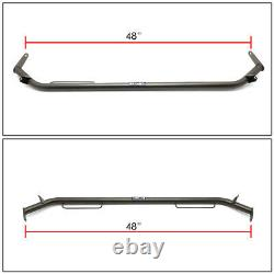 Nrg 47 Universal Racing Safety Seat Belt Chassis Roll Harness Bar Hbr-001ti