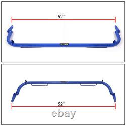 Nrg Hbr-003bl 50.5 Aluminum 4-point Racing Safety Seat Belt Chassis Harness Bar