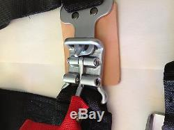 POLARIS UTV Seat Belt SAFETY Harness 4 Point 3 Padded RZR800 XP900 XP1000