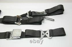 Piper PA-24-180 Comanche Complete Seat Belt And Shoulder Harness Set