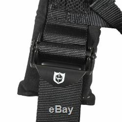 Pro Armor Seat Belt Safety Harness 4 Point 2 Padded RZR Rhino Can Am UNIVERSAL