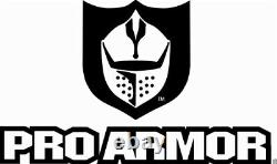 Pro Armor UTV SXS 4 Point Harness Belt with 3 Pads Silver A114230SV