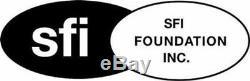 Quarter Midget Racing Harness Sfi 16.1 5 Point Latch & Link Seat Belt Black