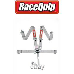 RaceQuip 711061 HARNESS RACING SEAT BELT 5-PT PLATINUM BOLT-IN OR WRAP SFI 16.1