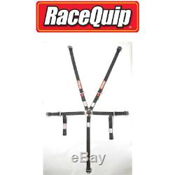 RaceQuip 739009 Racing Harness Safety Seat Belt Razor RZR UTV Buggy Off-Road