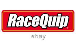 RaceQuip 841001 5 Point Camlock 2 Auto Racing Seat Belt Harness SFI 16.1 Black