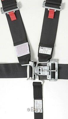 Racequip Black 5 point Racing Harness Seat Belts 711001 Seat Belts Rzr Razor