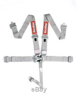 Racequip Harness Racing Seat Belt 5-pt Platinum Bolt-in Or Wrap Sfi 16.1 #711061