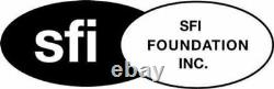 Rjs Racing Sfi 16.1 Cam Lock 5 Point Seat Belt Harness Floor Mount Gray 1034907
